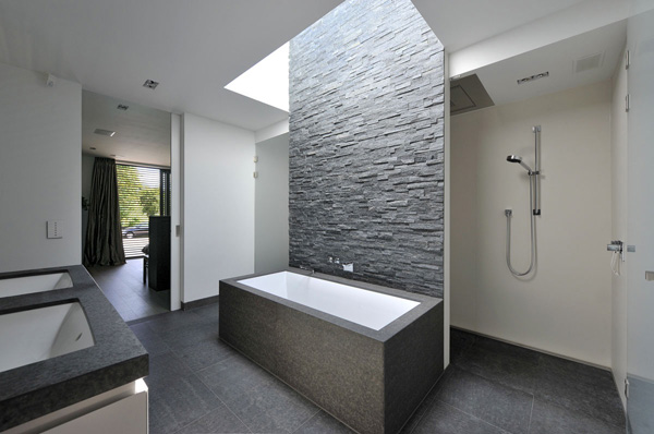 Modern boshuis erik koijen interieurarchitectuur - Moderne interieurarchitectuur ...