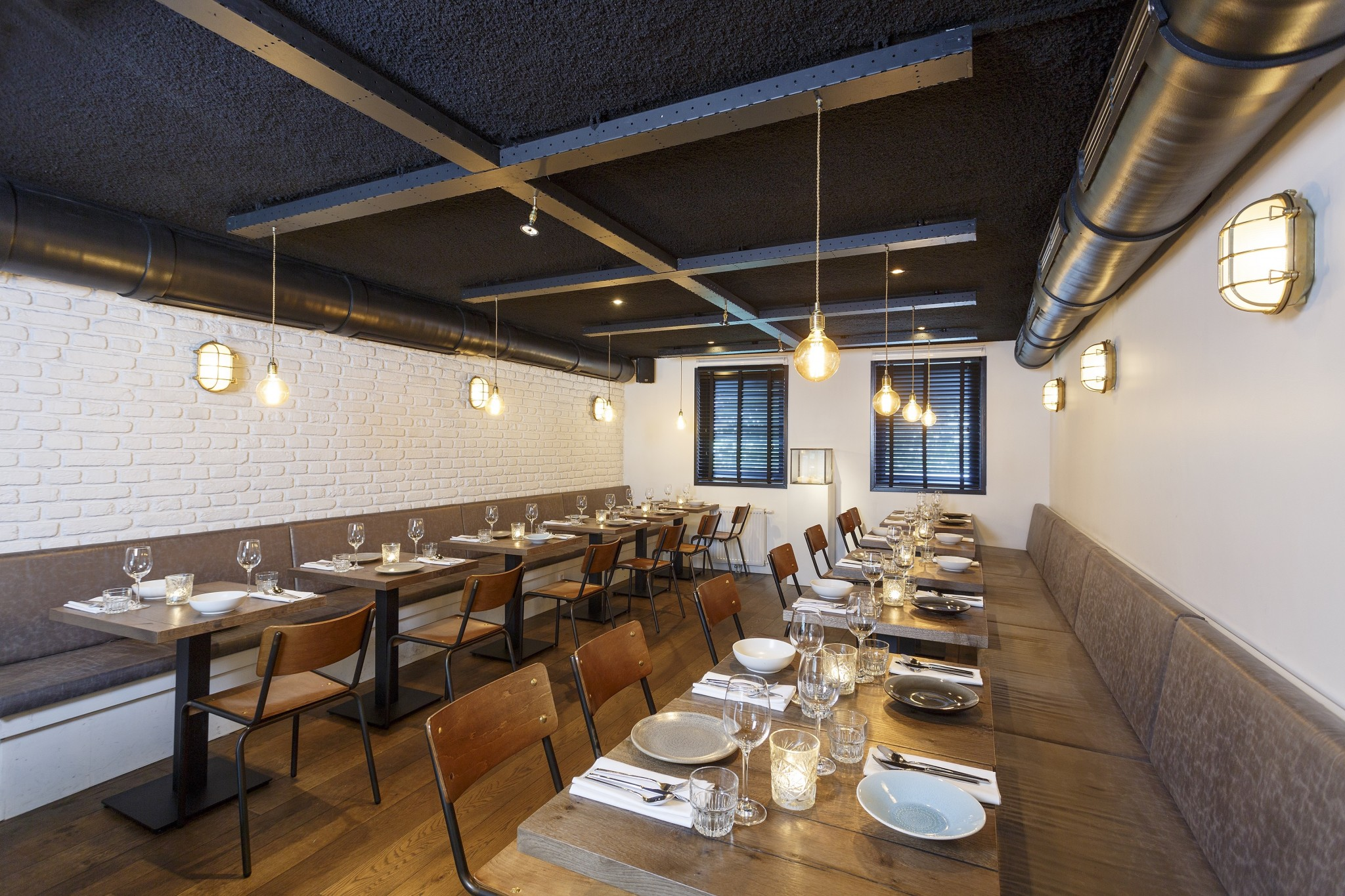 Restaurant guts glory u erik koijen interieurarchitectuur