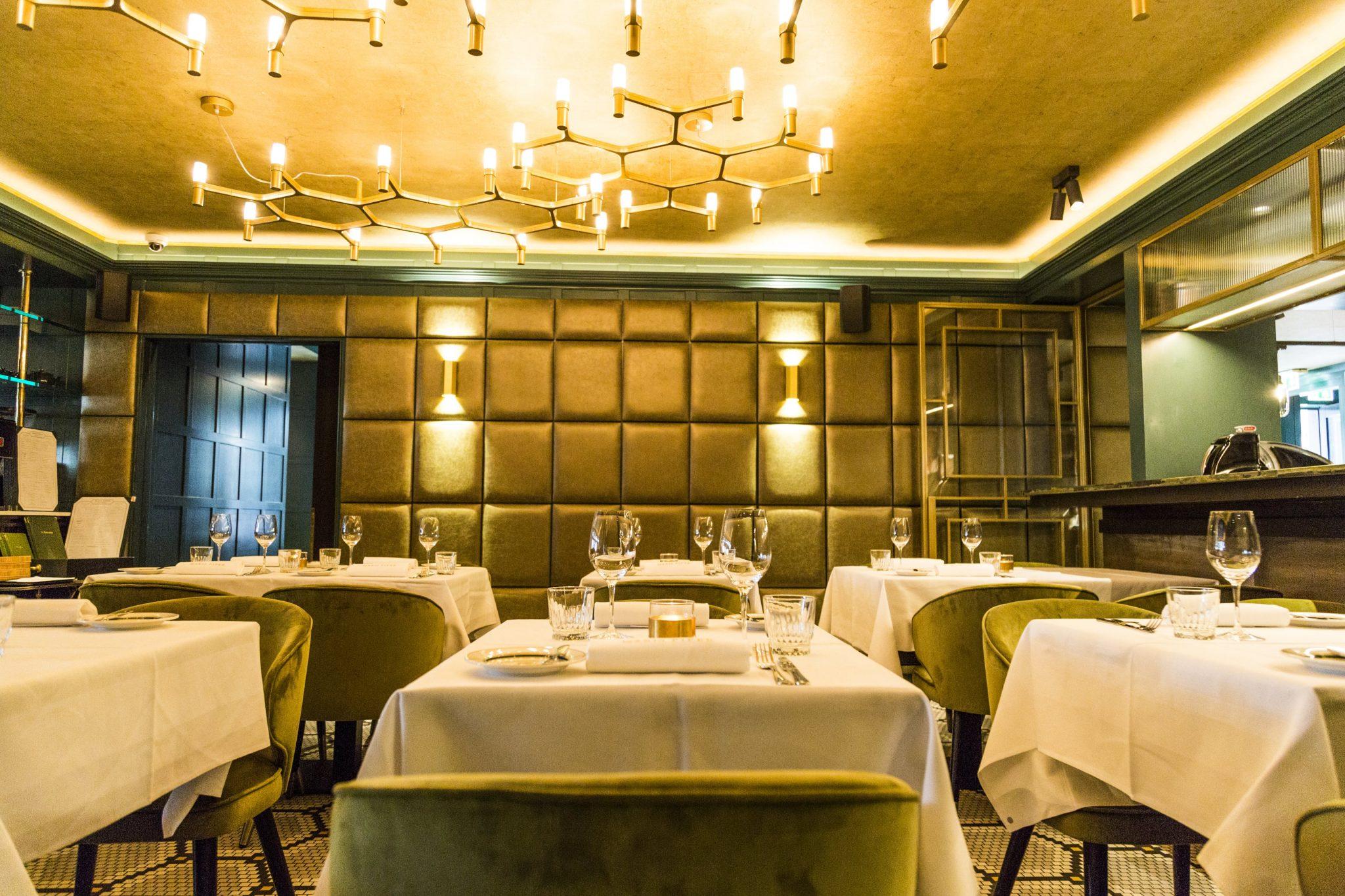 Restaurant maris piper u erik koijen interieurarchitectuur